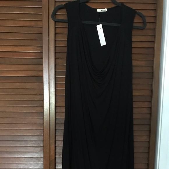 LAmade Dresses & Skirts - LAMade black Modal dress. Lined.